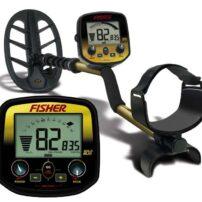 Професионален металдетектор за злато Fisher GoldBug DP + подаръци