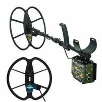 Металотърсач Detech EDS RELIC STRIKER 4.8 Khz с две сонди