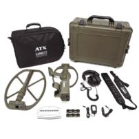 Пулс-индукционен металотърсач за злато, монети и съкровища Garrett ATX Deepseeker Package