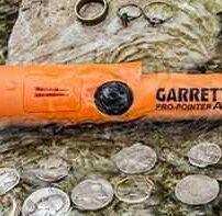 Нов универсален пинпойнтер Garrett Pro Pointer AT подходящ за работа и под вода