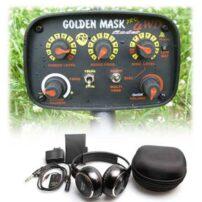 Металотърсач Golden Mask 4WD двучестотен 8 -18 Khz със сонда 25х30см и безжични слушалки WS105