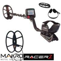 Металотърсач Makro Racer 2 – 14Khz плюс сонда SEF и подаръци